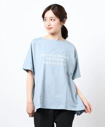 tシャツ Tシャツ ロゴプリントビッグTee|ZOZOTOWN PayPayモール店