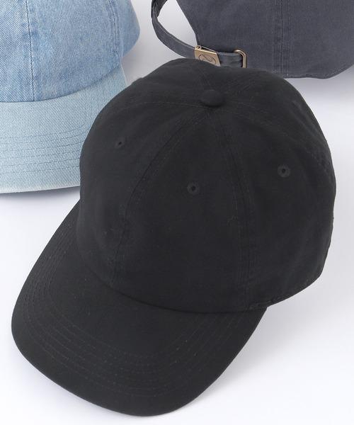 帽子 キャップ 優先配送 サービス newhattan ニューハッタン STONE CAP WASHED