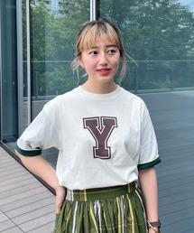 tシャツ Tシャツ BEAMS BOY / ロゴ リバーシブル Tシャツ|ZOZOTOWN PayPayモール店