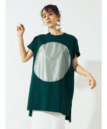 tシャツ Tシャツ サークルロゴビッグTシャツ|ZOZOTOWN PayPayモール店