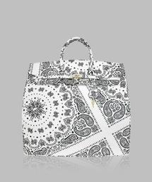トートバッグ バッグ FKYB(エフケーワイビー)Paisley mini bag / ペイズリーミニバッグ ZOZOTOWN PayPayモール店
