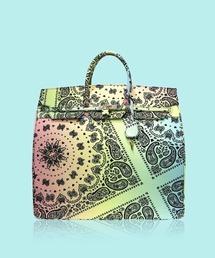 トートバッグ バッグ FKYB(エフケーワイビー)Paisley mini bag / ペイズリーミニバッグ|ZOZOTOWN PayPayモール店
