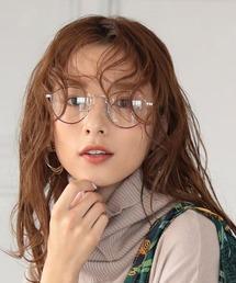 メガネ UVカットクラシックフレームメガネ|ZOZOTOWN PayPayモール店
