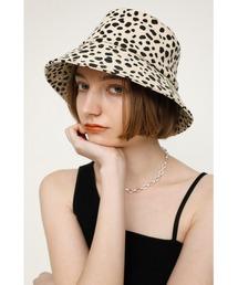 帽子 ハット CHEETAH PATTERN BUCKET HAT/バケットハット|ZOZOTOWN PayPayモール店