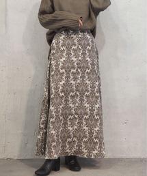 スカート 【web限定アイテム】アソートAラインロングスカート|ZOZOTOWN PayPayモール店