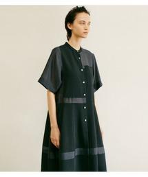 ワンピース Contrasting Fabric Dress|ZOZOTOWN PayPayモール店