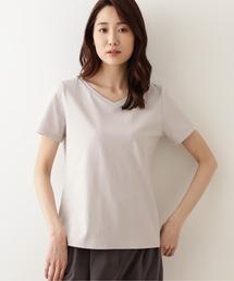 tシャツ Tシャツ オーガニックコットン ベーシックTシャツ Vネック|ZOZOTOWN PayPayモール店