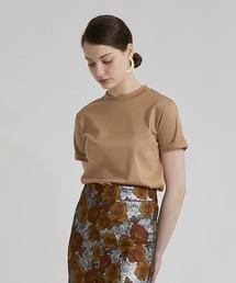 tシャツ Tシャツ ESTNATION / コットンスムースクルーネックTシャツ|ZOZOTOWN PayPayモール店