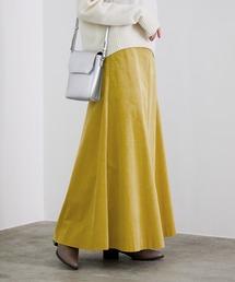 スカート コーデュロイAラインマキシスカート|ZOZOTOWN PayPayモール店