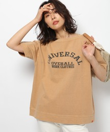 tシャツ Tシャツ BARNYARDSTORM / UNIVERSAL OVERALLコラボ/クローゼットプリントT|ZOZOTOWN PayPayモール店