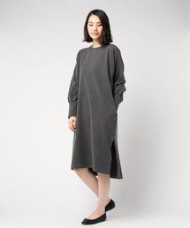 ワンピース MANASTASH(マナスタッシュ) CAMPER DRESS キャンパードレス ワンピース|ZOZOTOWN PayPayモール店