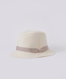 帽子 ハット KIJIMA TAKAYUKI KN-162824 フェルトハット|ZOZOTOWN PayPayモール店