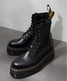 ブーツ 【Dr.Martens /ドクターマーチン】QUAD RETRO JADON 8EYE BOOT 8ホールプラットフォーム厚底ブーツ ZOZOTOWN PayPayモール店