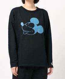 tシャツ Tシャツ 親子お揃い ディズニー デニムキャラクターロンT 4568K ZOZOTOWN PayPayモール店