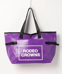 トートバッグ バッグ 【RODEO CROWNS/ロデオクラウンズ】 TARPAULIN TOTE|ZOZOTOWN PayPayモール店