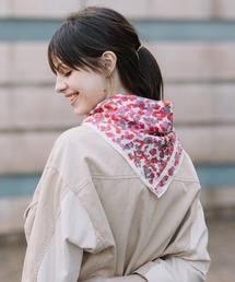 スカーフ バンダナ カカトゥ kakatoo / アートレオパードシルクスカーフ|ZOZOTOWN PayPayモール店
