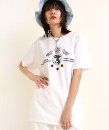 tシャツ Tシャツ M1681 Creation of God BIG-Tシャツ|ZOZOTOWN PayPayモール店