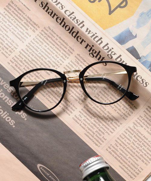 期間限定特別価格 メガネ 割引 UVプロテクトカラーレンズサングラス だてメガネ ZOZOSJ19-01