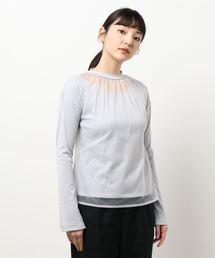 tシャツ Tシャツ シアーレイヤードプルオーバー|ZOZOTOWN PayPayモール店
