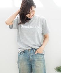 tシャツ Tシャツ ALL ORDINARIESストレートロゴT 2019|ZOZOTOWN PayPayモール店