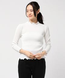tシャツ Tシャツ ボトルネックプリーツトップス|ZOZOTOWN PayPayモール店