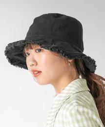 帽子 ハット フリンジバケットハット2|ZOZOTOWN PayPayモール店