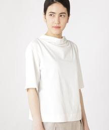 tシャツ Tシャツ ◆スビン天竺バイオ加工カットソー|ZOZOTOWN PayPayモール店