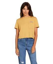 tシャツ Tシャツ 【VOLCOM】POCKET DIAL TEE|ZOZOTOWN PayPayモール店