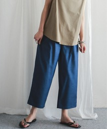 パンツ TRスパン 8分丈イージーパンツ|ZOZOTOWN PayPayモール店