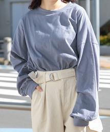 tシャツ Tシャツ USAコットンベーシックロンT(ユニセックス)|ZOZOTOWN PayPayモール店