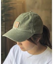 帽子 キャップ 【Carhartt】カーハート キャップ Odessa Cap ウォッシュ加工 ZOZOTOWN PayPayモール店