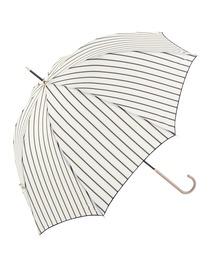 傘 【雨晴兼用傘】アイビーストライプ|ZOZOTOWN PayPayモール店