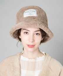 帽子 ハット Mouton bucket hat / ムートンバケットハット|ZOZOTOWN PayPayモール店