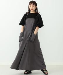 ワンピース ジャンパースカート CAROLINA GLASER / ジャンパー スカート|ZOZOTOWN PayPayモール店