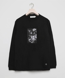 tシャツ Tシャツ Flower photo Longsleeve T-shirt|ZOZOTOWN PayPayモール店
