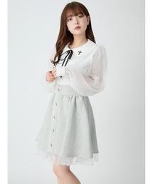 スカート ツイードギャザースカート|ZOZOTOWN PayPayモール店