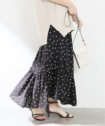 スカート 《追加》コットンツイルランダムスカート【手洗い可能】◆|ZOZOTOWN PayPayモール店