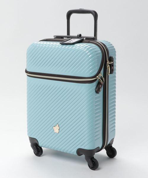 スーツケース MOOMIN ムーミン 初売り 新型 ヘッドオープンキャリーケース29L 高品質新品