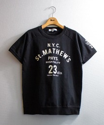 tシャツ Tシャツ 【別注反応染】St.MATHEW'SラグランTシャツ|ZOZOTOWN PayPayモール店