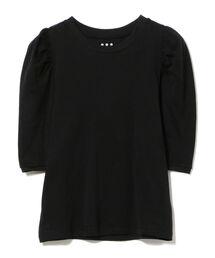tシャツ Tシャツ three dots / ギャザースリーブ Tシャツ|ZOZOTOWN PayPayモール店