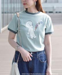 tシャツ Tシャツ south for F × Ray BEAMS / 別注 Casper Tシャツ|ZOZOTOWN PayPayモール店