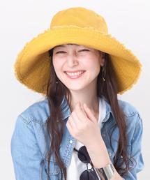 帽子 ハット カブロカムリエ ハット FUBASA 帽子 レディース ZOZOTOWN PayPayモール店