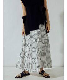スカート 3Dプリーツスカート|ZOZOTOWN PayPayモール店