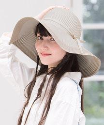 帽子 ハット カブロカムリエ ハット CC RIBOBURE BY 帽子 レディース つば広|ZOZOTOWN PayPayモール店