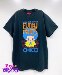 tシャツ Tシャツ チコちゃんに叱られる!チコちゃんアフロTシャツ|ZOZOTOWN PayPayモール店