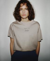 tシャツ Tシャツ 【agnes b. NERGY】コラボロゴTシャツ ZOZOTOWN PayPayモール店