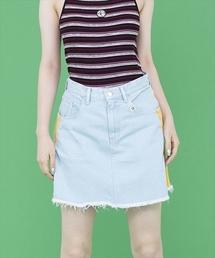 スカート デニム LittleSunnyBite/リトルサニーバイト/デニムスカート|ZOZOTOWN PayPayモール店