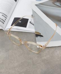 サングラス 《UVカット99%》太フレームサングラス/伊達眼鏡|ZOZOTOWN PayPayモール店