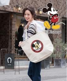 トートバッグ バッグ Disney(ディズニー) Mickey Mouse ミッキーマウス シンプルトートバッグ|ZOZOTOWN PayPayモール店