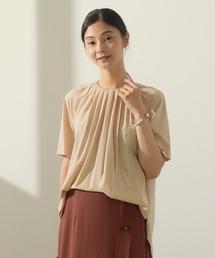 tシャツ Tシャツ AULI タックデザインTシャツ|ZOZOTOWN PayPayモール店